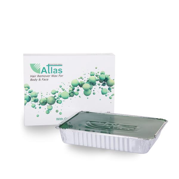 شمع اصلاح اطلس 1 کیلویی زیتون ATLAS