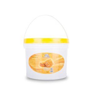 موم دائم اطلس سطلی 2.5 کیلویی عسل ATLAS