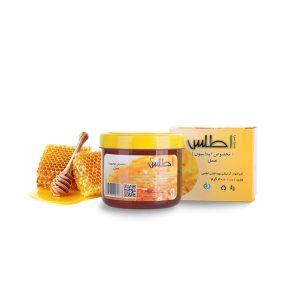 موم سرد اطلس 300 گرمی عسل ATLAS