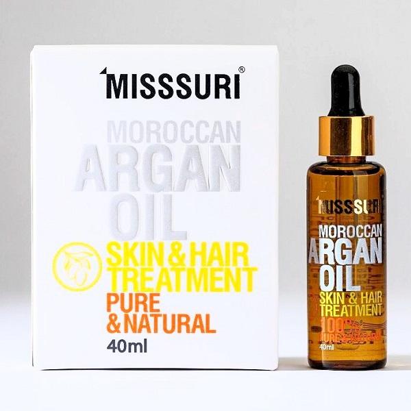 روغن آرگان مراکشی میسوری 50 میل MISSSURi Argan oil