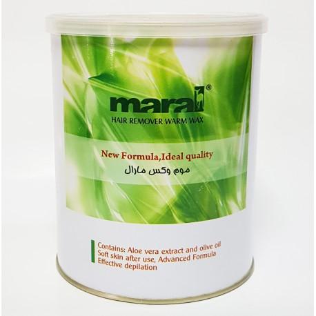 موم وکس کنسروی مارال عصاره جلبک 700 گرمی MARAL