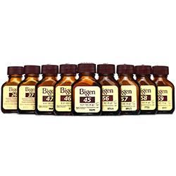 رنگ مو پودری بیگن شماره 59 Bigen oriental black