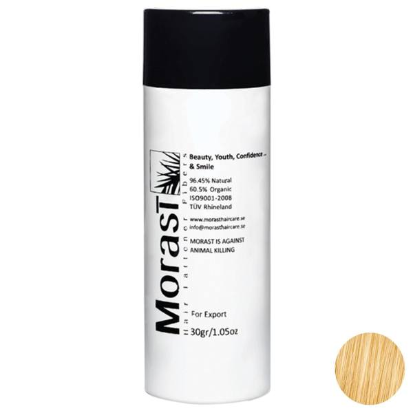 پودر پرپشت کننده مو مورست بلوند Morast Blond 30G