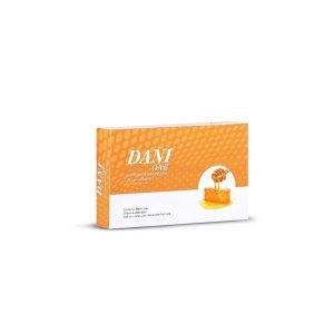 وکس قالبی دنی وان عصاره عسل 700 گرمی Danione hair warm wax