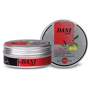 چسب مو دنی وان کاسه ای 120 میل (مار و زیتون) Dani One Hair Glue