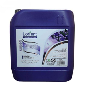 شامپو مو لورینت 4 لیتری Lorient Shampoo Hair