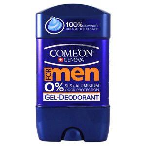 Comeon Gel Deodorant for men