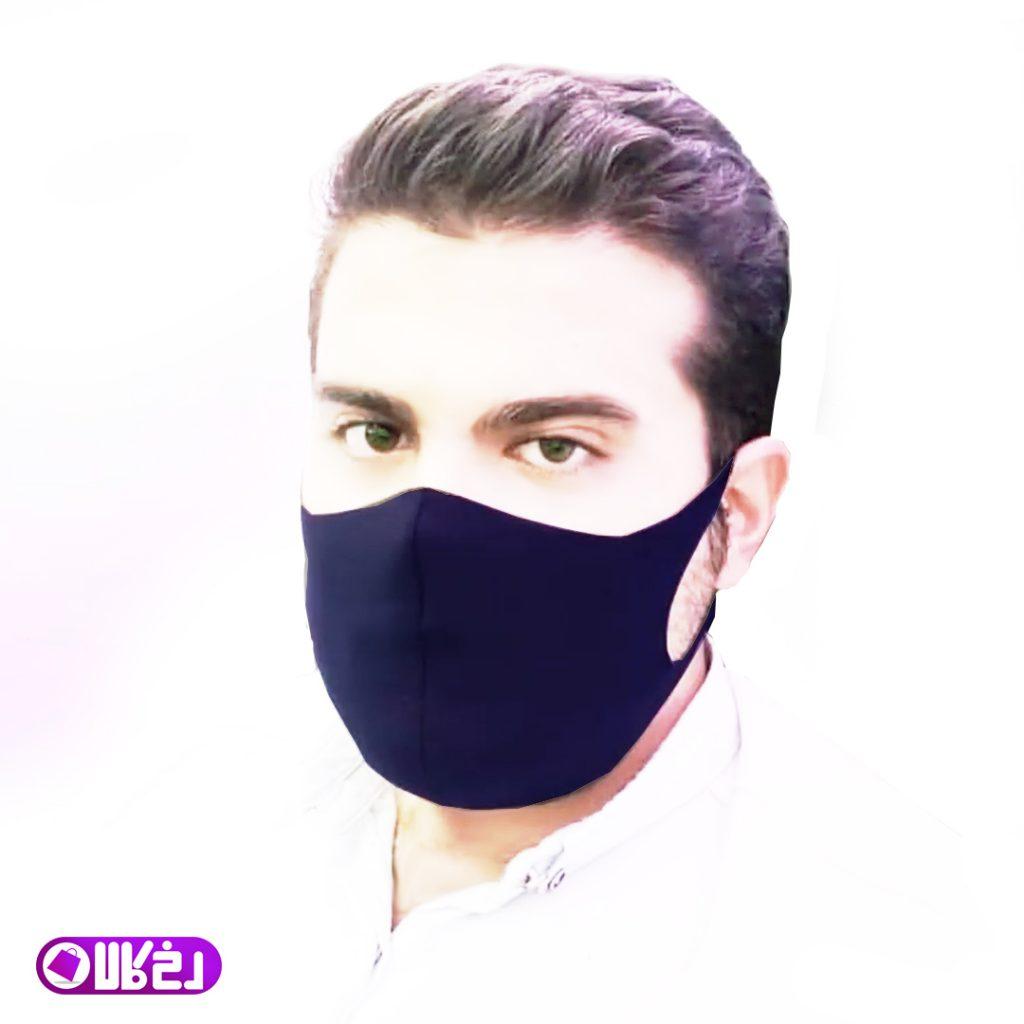 بسته 3 عددی ماسک صورت روسی قابل شستشو