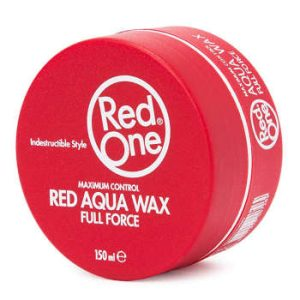 Redone Red Aqua hair wax full force