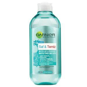 میسلار واتر گارنیر مناسب انواع پوست حجم 400 میل Garnier Skin Active Micellar Water Cleansing