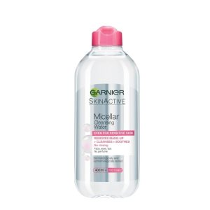 میسلار واتر گارنیر پاک کننده صورت و چشم و لب 400 میل Garnier Skin Active Micellar Water Cleansing