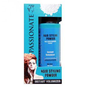 پودر حجم دهنده مو پشنیت مدل آبی Passionate Hair Styling Revolution