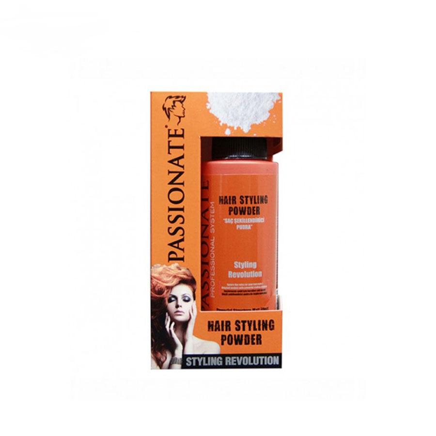 پودر حجم دهنده مو پشنیت مدل نارنجی Passionate Hair Styling Revolution