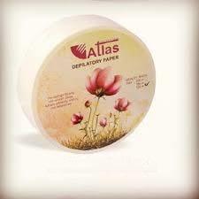 پد اطلس 125متری 110گرم Atlas