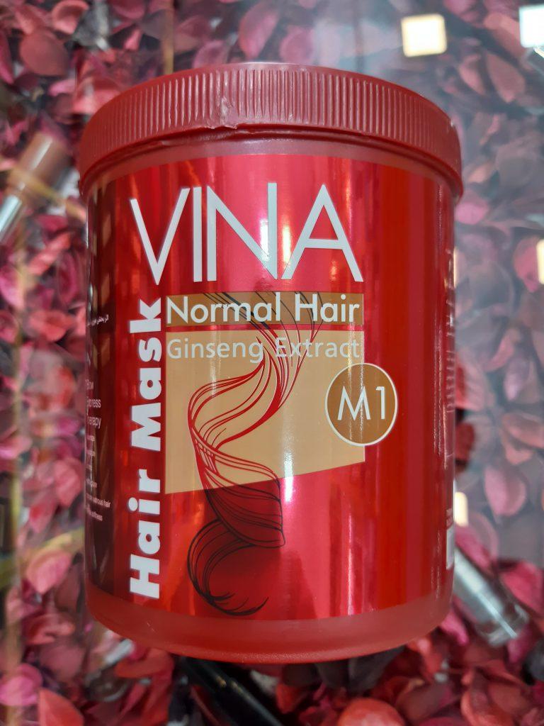 ماسک مو کاسه ای وینا جنسینگ  750 میل Vina Hair Mask