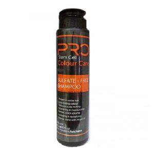شامپو پرو استیم سل مخصوص موهای رنگ شده حجم 250میل Stem Cell Pro
