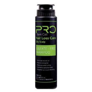 شامپو پرو استیم سل مخصوص موهای چرب حجم 250میل Stem Cell Pro