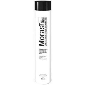 شامپو مو مورست مخصوص موهای رنگ شده و آسیب دیده حجم250میل Morast