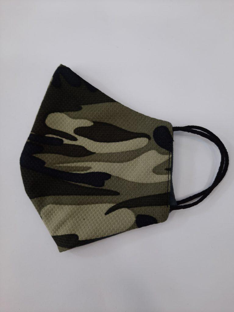 ماسک تنفسی پارچه ای طرحدار