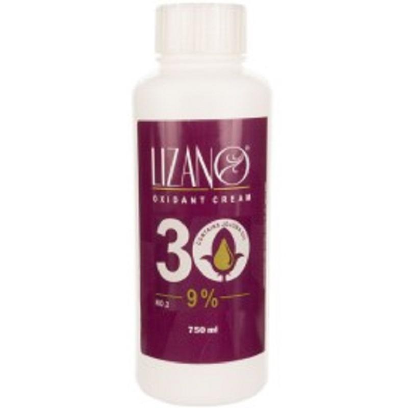 اکسیدان لیزانو9% نمره2 حجم 750میل Lizano