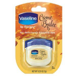 بالم لب وازلین مدل Creme Byulee حجم 7گرم Vaseline