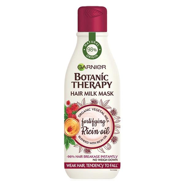 شیر مو گارنیر بوتانیک تراپی حاوی عصاره روغن کرچک Garnier Botanic Therapy