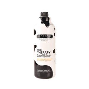 شامپو مو مورفس بدون سولفات با خاصیت شیر درمانی حجم 1000میل Morfose