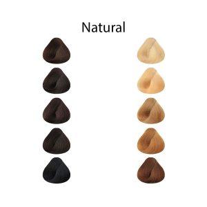 رنگ مو کلینیک حجم 100 میل cleanic