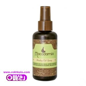 اسپری روغن ماکادمیا مناسب انواع مو حجم 125میل Macadamia
